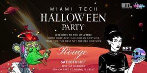 MTL Halloween Party